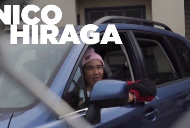 Nico Hiraga full part from FTC CHAODOWN