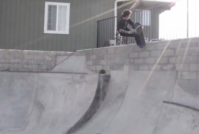 "Nic Rivera ""Backyard Bandit"""