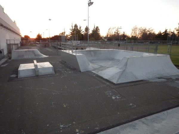 san leandro skate park