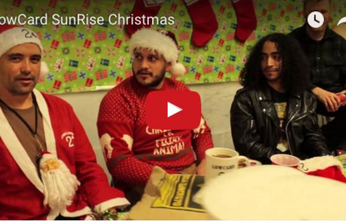 LowCard SunRise Christmas…