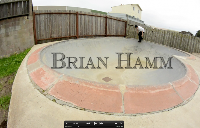 Up Close with Brian Hamm…