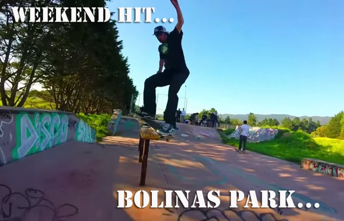 Weekend Hits: Bolinas Park…