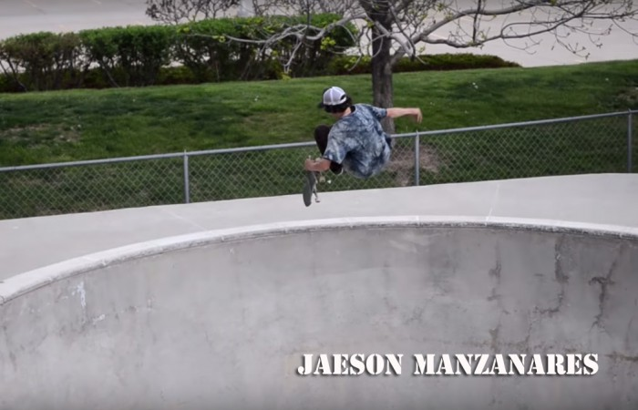 Jaeson Manzanares…
