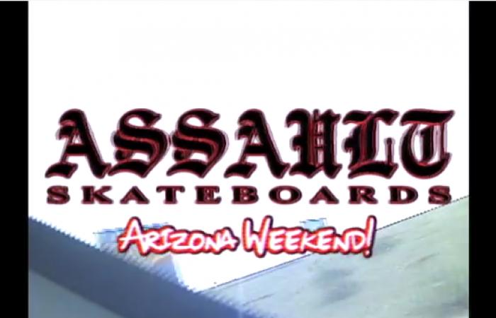 Assault AZ weekend…