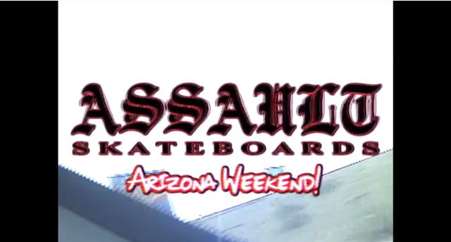 Assault AZ weekend