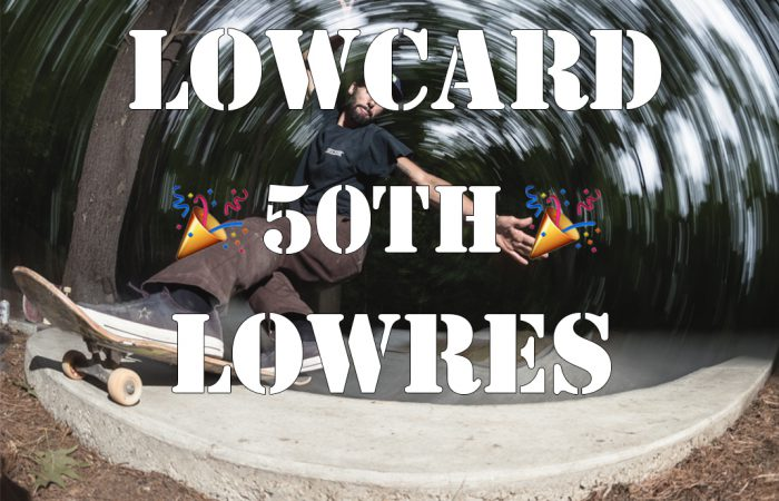 50th LOWRES!!!