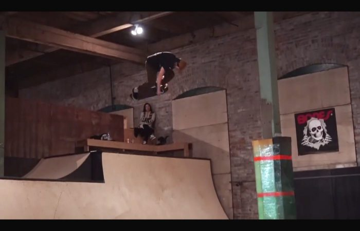 Zion Michael O'Friel and Friends at Tacoma Ramp…