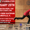 Colligate Skate Tour: Florida Stop…