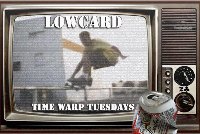 TIME WARP TUESDAYS TEMPLATE