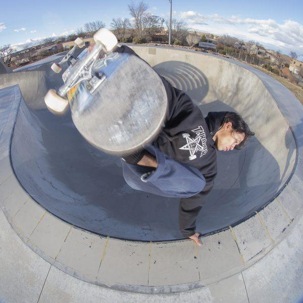 Diego Alvarado_front invert_Alamosa park_Albuquerque NM_photo RYAN MADDOX