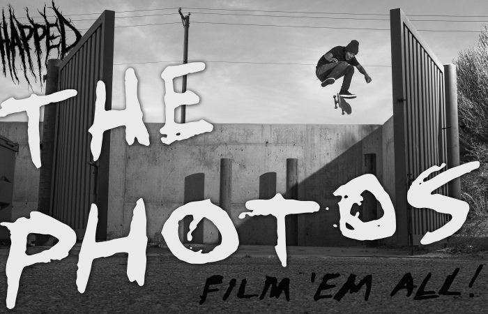 """Photos from the filming of Ryan Maddox's """"Chapped Film 'Em All""""…"""