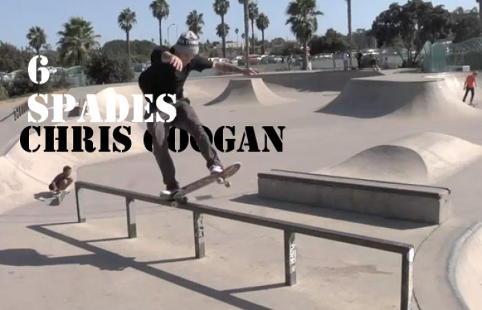 6 Spades – Chris Coogan..