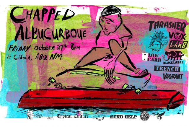 CHAPPED albuCURBque flyer (1)