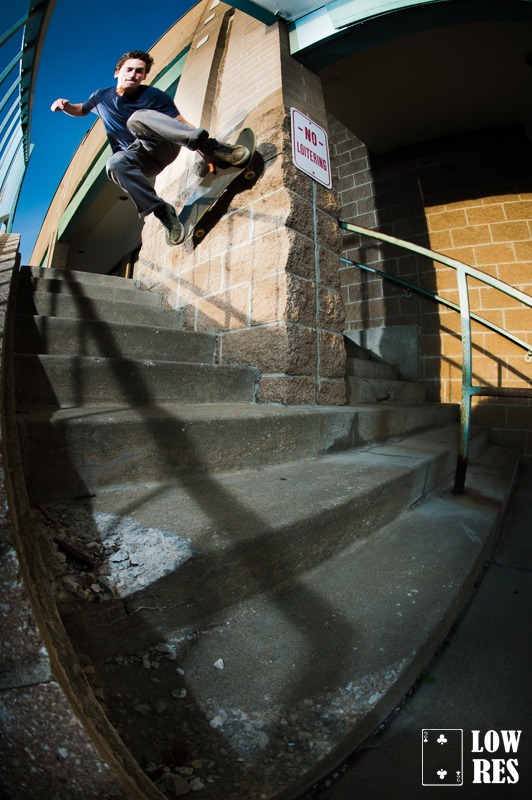 Corbin Hindery - Wallride - Jake Wickersham