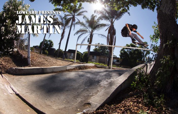Lowcard Presents James Martin…