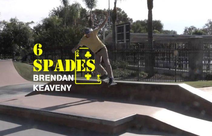 6 Spades – Brendan Keaveny…