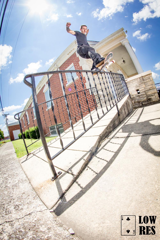 Adrian Gephart - front feeble - Nashville TN - Christoper Gleason