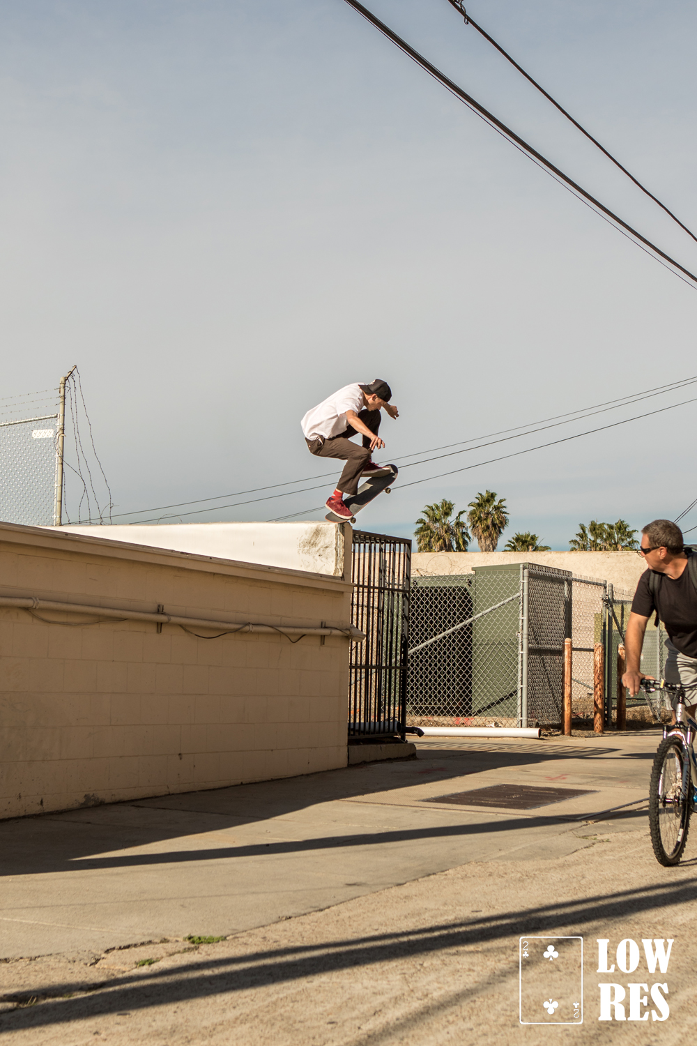 Andy Mack - Wallie - Ian Stribling