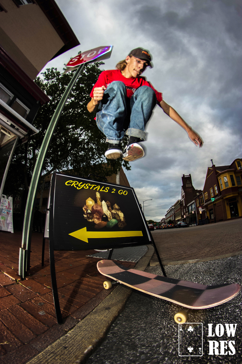 Evan Smith-Hippy Jump-West Chester PA - Henry Banyacski