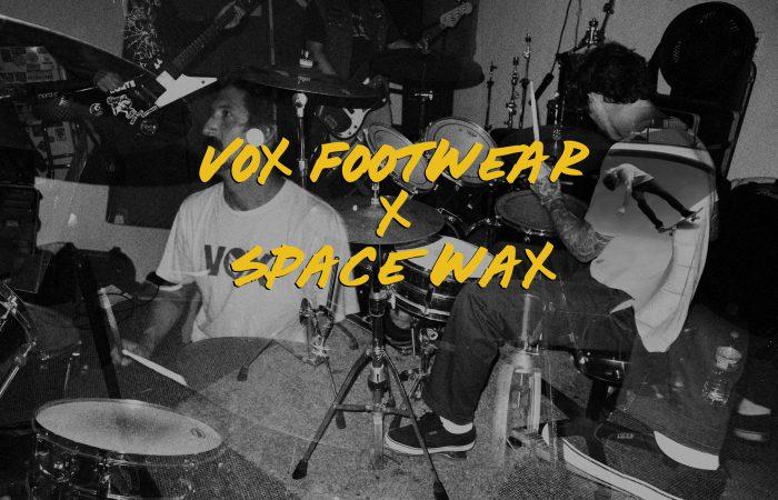 VOX Footwear X Space Wax