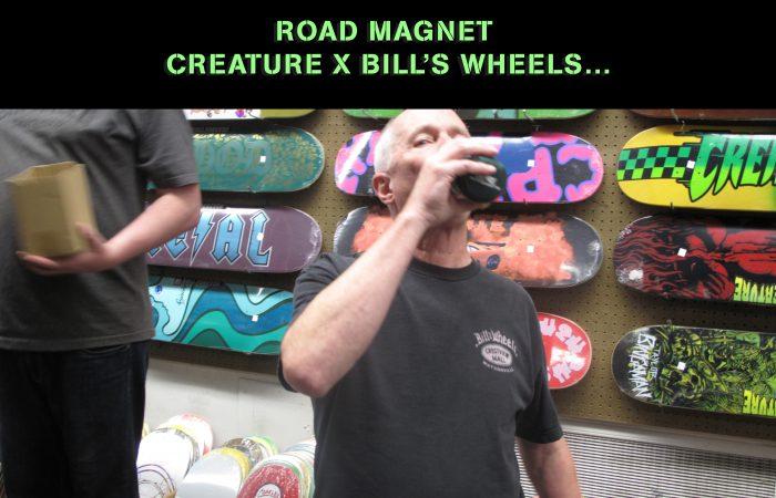Roadmagnet Creature X Bill's Wheels…