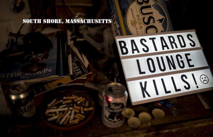 Bastards Lounge…