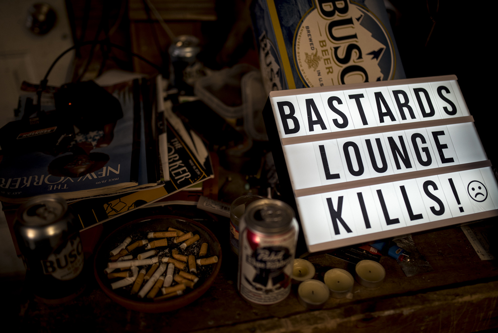 Bastards Lounge Kills at Bastards Lounge - Photos Joe Makarski