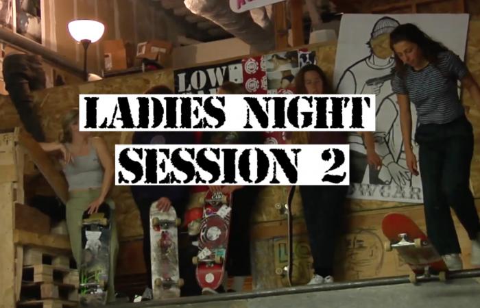 LOWCARD – LADIES NIGHT EP.2..