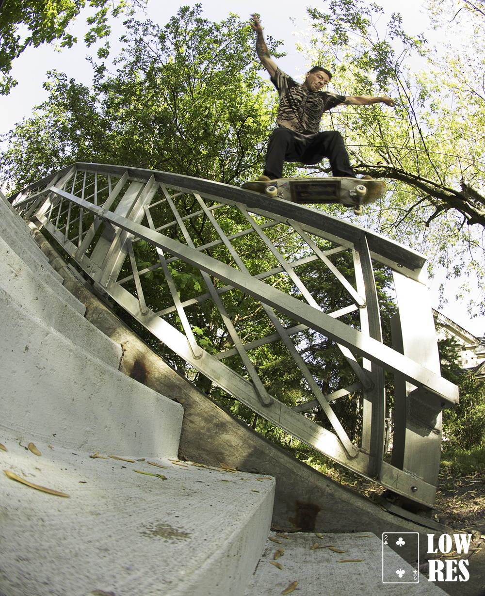 Derek Acosta - back 5o - Howell, MI - Eddie liddy