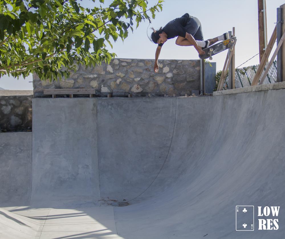 Diego Alvarado - BS Air - El Paso, TX- Harrison Cody