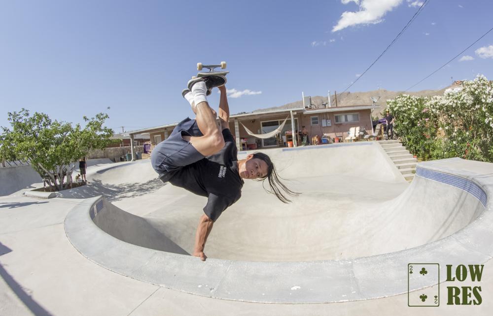 Diego Alvarado - FS Invert - El Paso, TX - Harrison Cody