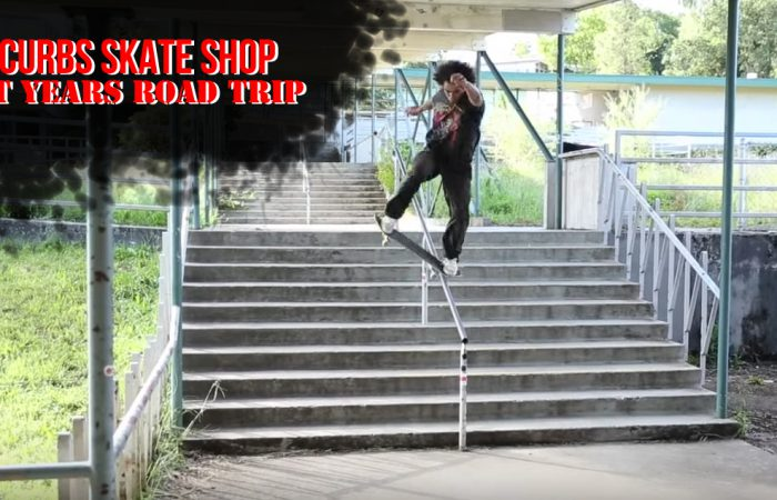 Red Curbs Skate Shop – Last Years Road Trip