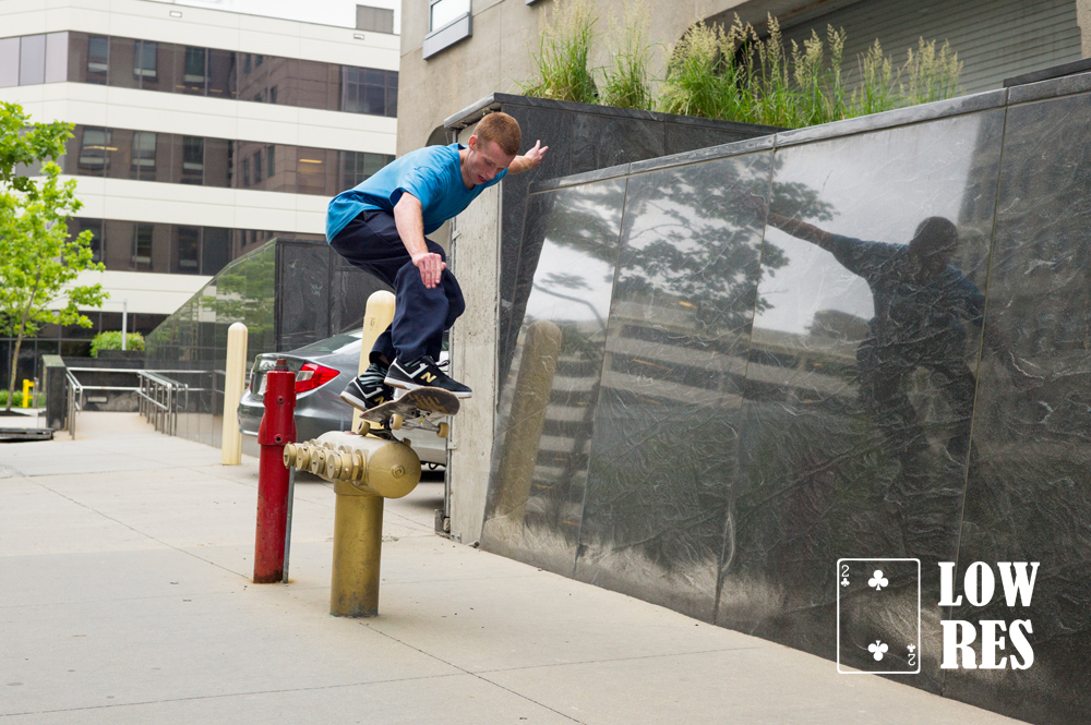 CJ Smith in Boston MA. trick 5-0_Michael Cirelli_L1001144