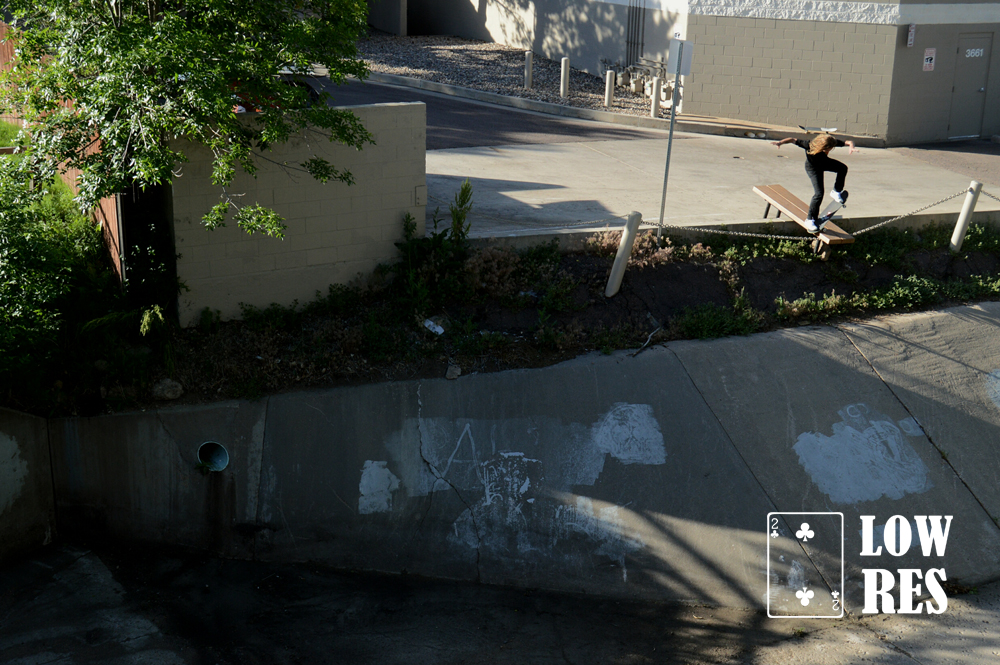 Kyle Eggen - Blunt slide - Dirty Tom photo