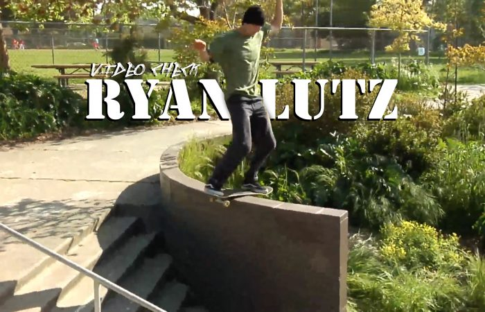 VIDEO CHECK: RYAN LUTZ