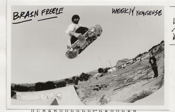 Weekly Nonsense – Brain Freeze