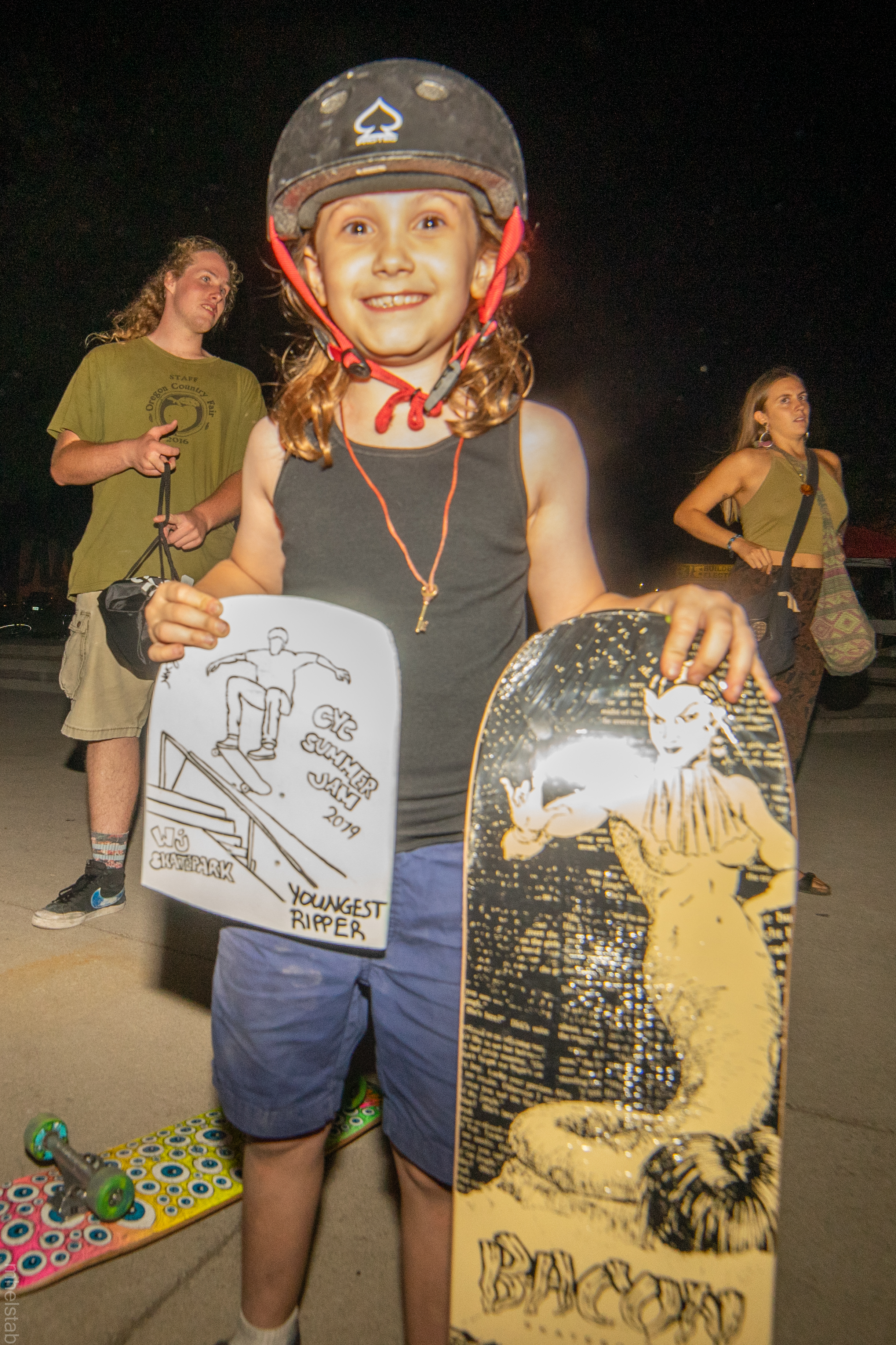 Eve Kessinger - Youngest Ripper