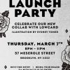 Lowcard X Quell collab party…