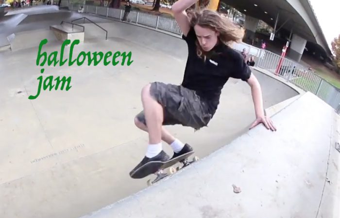 LOWCARD – Halloween Jam 2018…