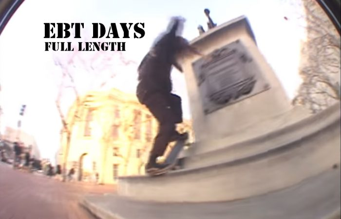 EBT Days (Full Length)…