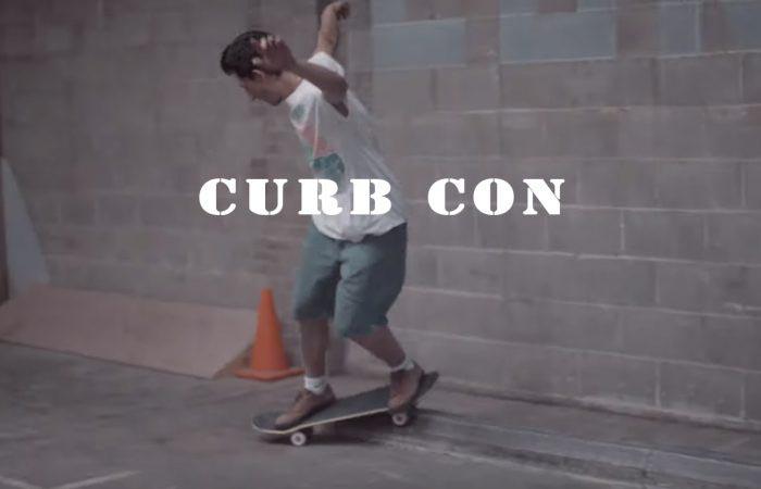 """""""CURB CON"""" West Side Skates x LOWCARD…"""