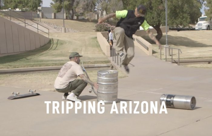 Tripping Arizona
