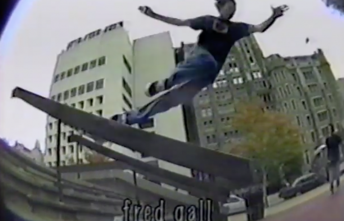 "Time Warp Thursday –  Fred Gall's ""Sub Zero Real Life"" Part"