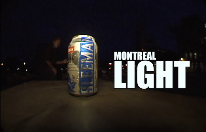 "WORDZINE Presents ""Montreal Light"""