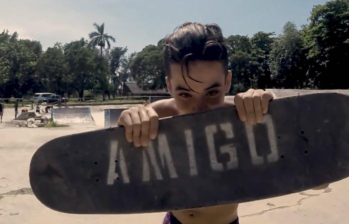 """""""AMIGO SKATE, CUBA"""" Trailer"""