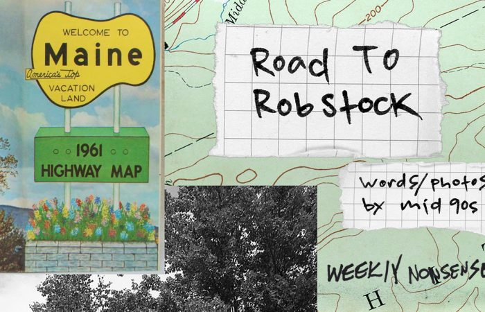 Weekly Nonsense – Road to Robstock