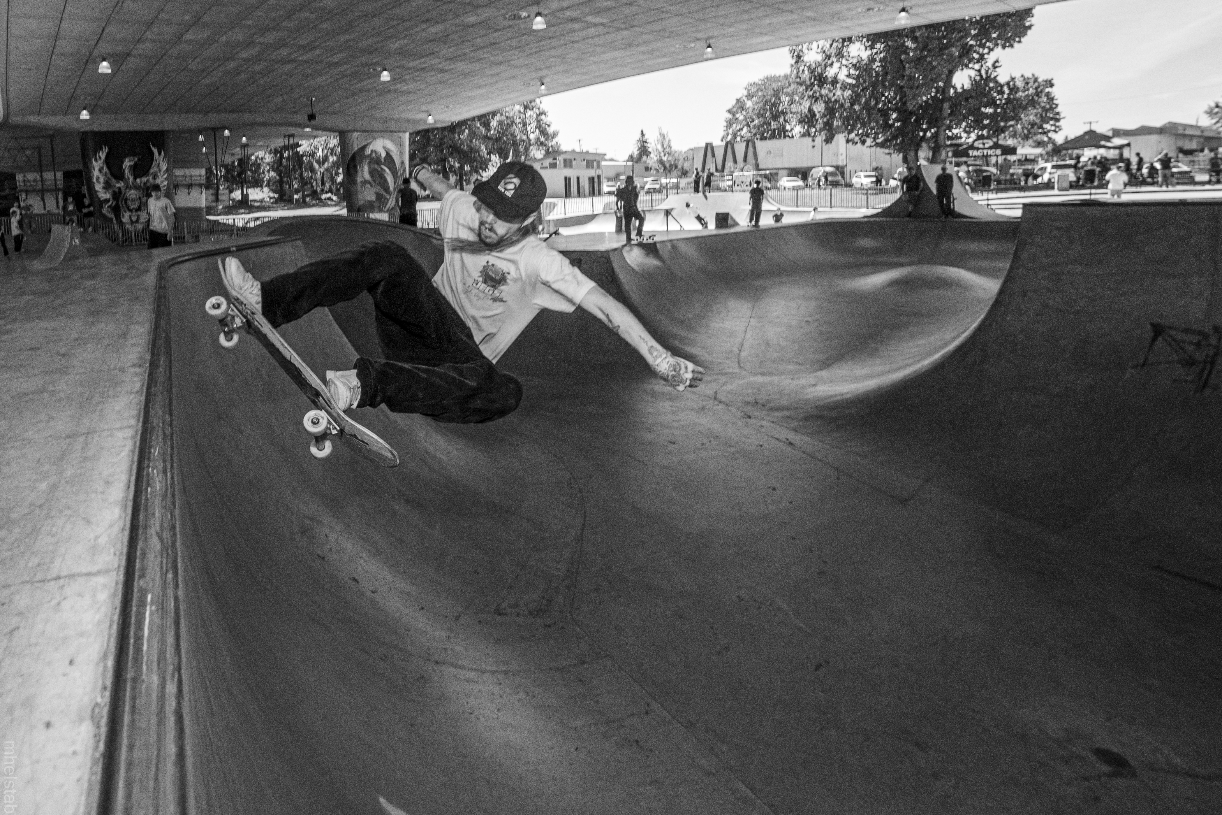 Tristan Yaroscak_Frontside Ollie