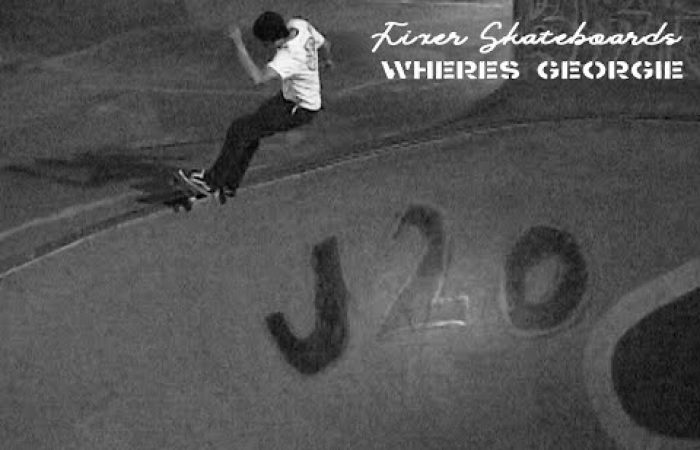 "Fixer Skateboarders ""Where's Georgie"""