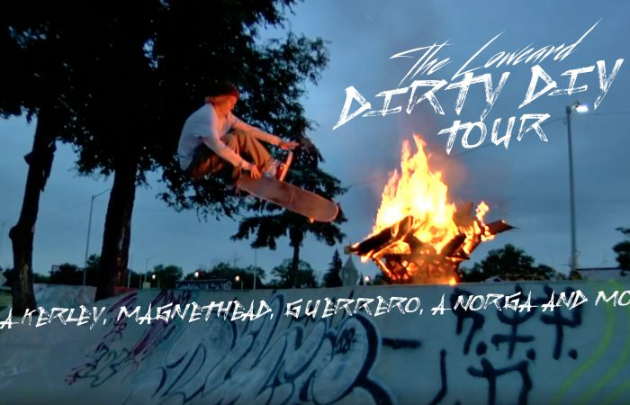 LOWCARD Dirty DIY Tour…